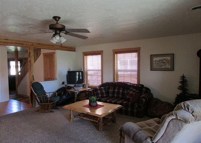 Large Condo walk to Davis Beach, Ponderosa Park or Town! - Image 1 - McCall - rentals