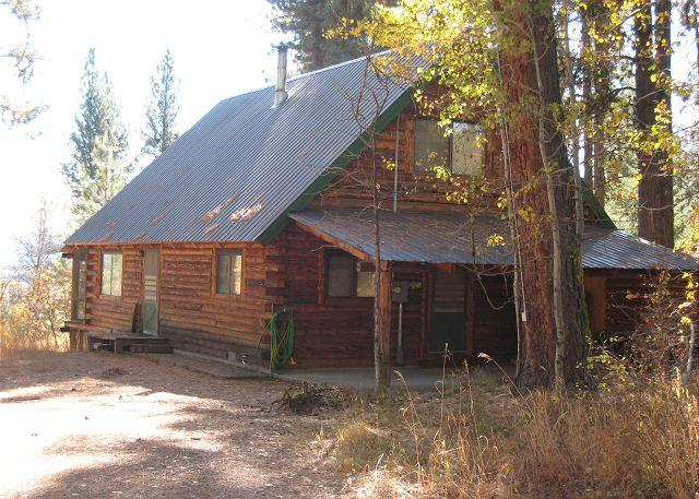 Log Cabin in a Wooded Setting with Beautiful Meadow Views - Image 1 - McCall - rentals