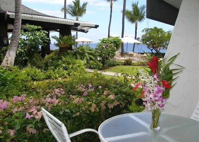 Lanai - Casa de Emdeko  133 - AC Included! - Kailua-Kona - rentals