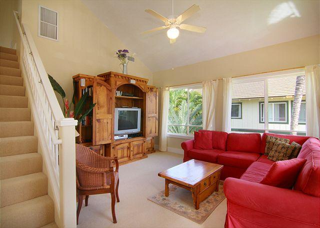Regency II #924: Executive Suite 3 bed/3bath spacious condo with A/C! - Image 1 - Koloa - rentals