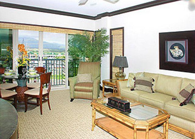 Waipouli #D-309: 2bdr/3bath city view condo with amenities - Image 1 - Kapaa - rentals
