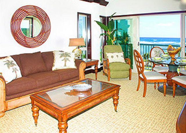 Waipouli #G-404: Enjoy ranquil sounds of Hawaii's Ocean from every room! - Image 1 - Kapaa - rentals