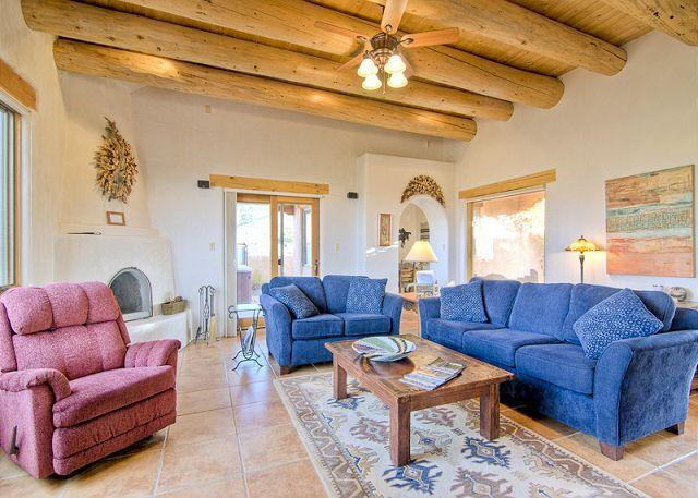 Dream House - Image 1 - Taos - rentals