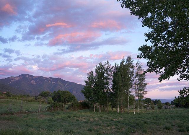 Casa De La Valle Luna - Image 1 - Taos - rentals
