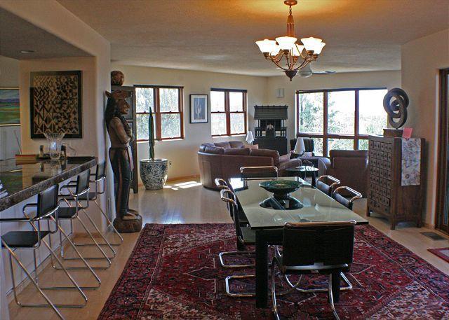 Sunlit Hills Art and Views - Image 1 - Santa Fe - rentals