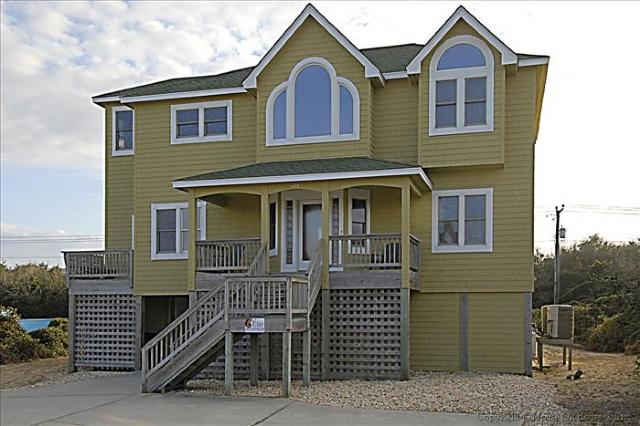 Front Elevation. - Lark Harbor - Duck - rentals