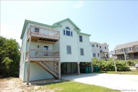Front elevation - Sea Dream - Corolla - rentals