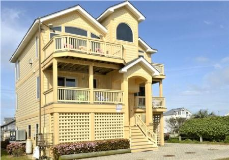Front Elevation - Seaside Fun - Nags Head - rentals