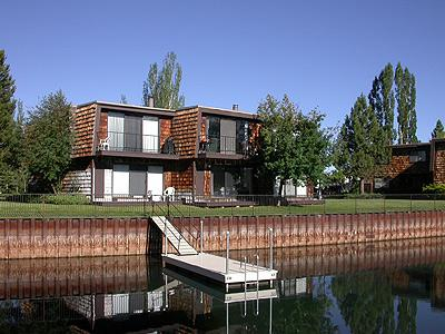 Complex from Water - 533 Emerald Drive, 335 - South Lake Tahoe - rentals