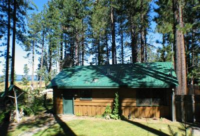 Exterior - 673 San Francisco Avenue - South Lake Tahoe - rentals