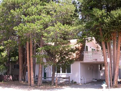 Exterior - 1247 Lester Street - South Lake Tahoe - rentals