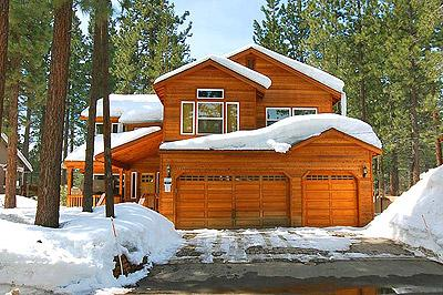 Exterior - 1314 Angora Lake - South Lake Tahoe - rentals