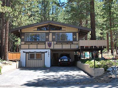 Exterior - 1391 Wildwood Avenue - South Lake Tahoe - rentals