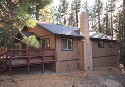 Exterior - 1454 Bonita Road - South Lake Tahoe - rentals