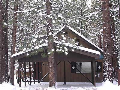 Exterior - 1503 Bonita Road - South Lake Tahoe - rentals