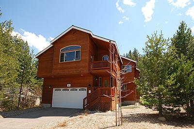Exterior - 1621 Ponca - South Lake Tahoe - rentals