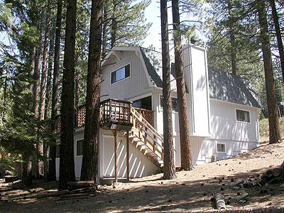 Exterior - 1786 High Meadow Trail - South Lake Tahoe - rentals