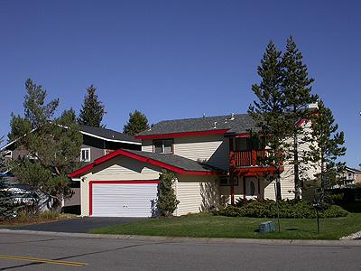Exterior - 1893 Venice Drive - South Lake Tahoe - rentals