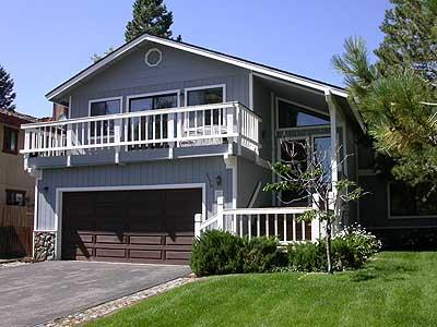 Exterior - 2179 Inverness - South Lake Tahoe - rentals