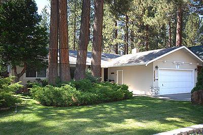 Exterior - 2269 Oregon Avenue - South Lake Tahoe - rentals