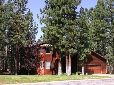 Exterior - 2287 Marshall Trail - South Lake Tahoe - rentals