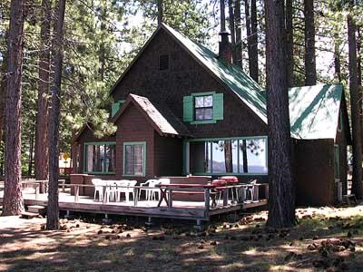Exterior - 3195 Pasadena Avenue - South Lake Tahoe - rentals
