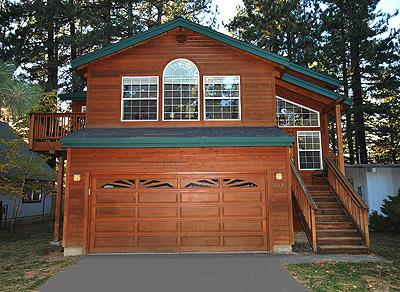 Exterior - 3301 Marlette Circle - South Lake Tahoe - rentals