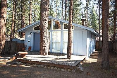 Exterior - 3332 Ash Avenue - South Lake Tahoe - rentals