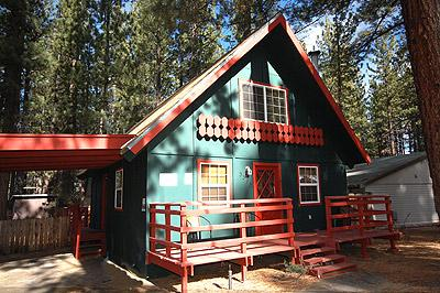 Exterior - 3373 Cape Horn Road - South Lake Tahoe - rentals