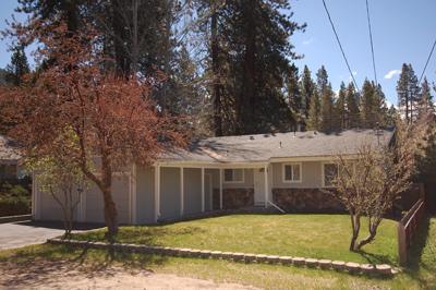 Exterior - 3402 Bruce Drive - South Lake Tahoe - rentals