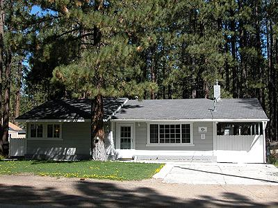 Front View - 3667 Aspen Avenue - South Lake Tahoe - rentals