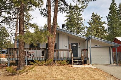 Exterior - 4100 Azure Avenue - South Lake Tahoe - rentals