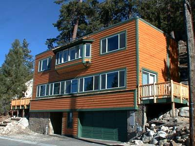 Exterior - 4221 Saddle Road - South Lake Tahoe - rentals