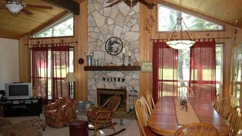 Golf Home 010 - Image 1 - Black Butte Ranch - rentals