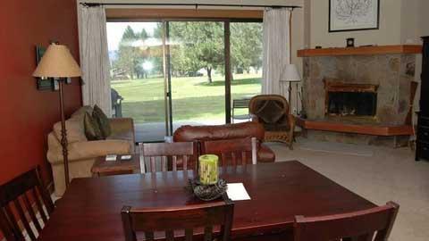 Lodge Condo 031 - Image 1 - Black Butte Ranch - rentals