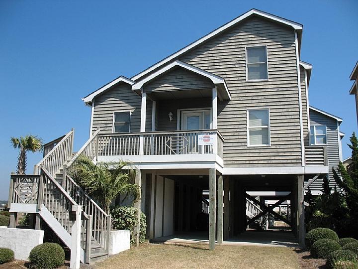 4 Dolphin Court - Dolphin Court 004 - Rowe - Ocean Isle Beach - rentals