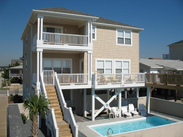 128 East First Street - Private Pool - East First Street 128 - Milliken - Ocean Isle Beach - rentals