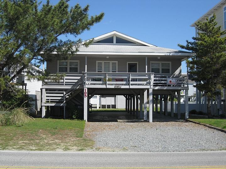 195 East First Street - East First Street 195 - Gray - Ocean Isle Beach - rentals