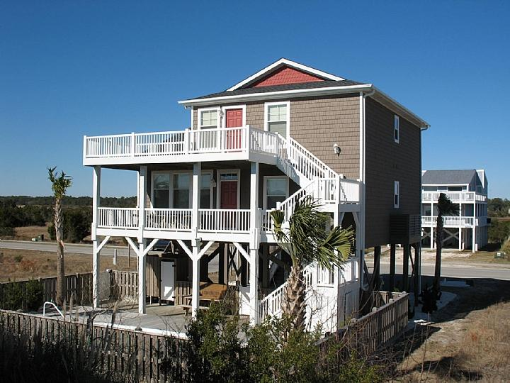 322 East Second - East Second Street 322 - B Bright Place - Ocean Isle Beach - rentals