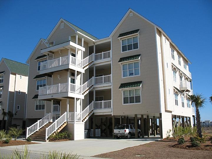 Islander Villas - Islander Villas OSB 122 C Fleming-Rudisel-Gibson - Ocean Isle Beach - rentals