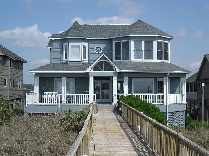 Exterior 119 OIW - Ocean Isle West Blvd. 119 - Quality Time - Ocean Isle Beach - rentals