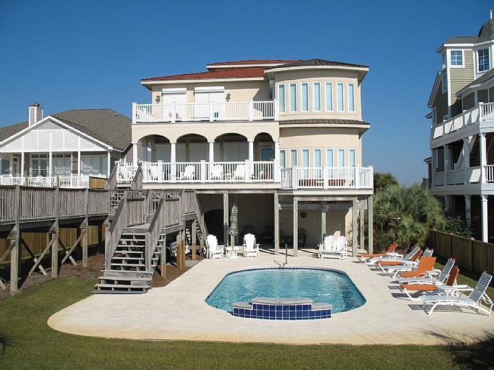 145 Ocean Isle West - Ocean Isle West Blvd. 145 - Isle Be Back - Ocean Isle Beach - rentals