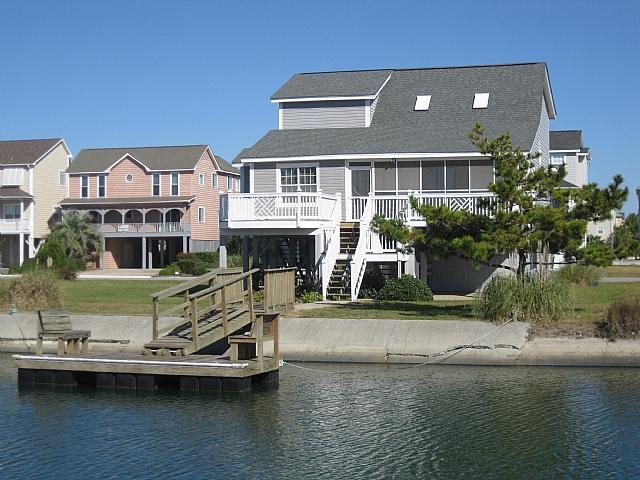 35 Pender St - Pender Street 035 - The Reel Life - Neese - Ocean Isle Beach - rentals
