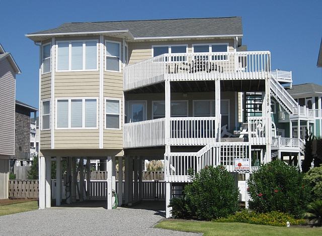 108 West First Street - West First Street 108 - Biggers-Kokenes - Ocean Isle Beach - rentals