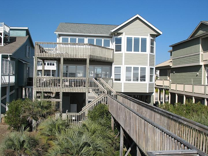127 West First Street oceanside - West First Street 127 - Flounder Inn - Atkinson - Ocean Isle Beach - rentals