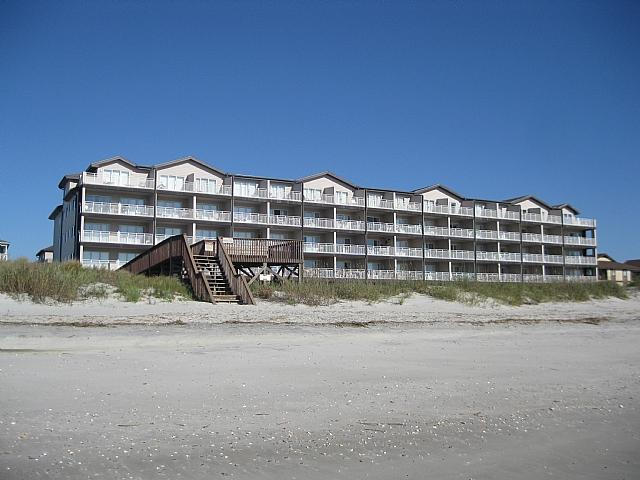 Windjammer  - Windjammer 2I - Clutts - Ocean Isle Beach - rentals