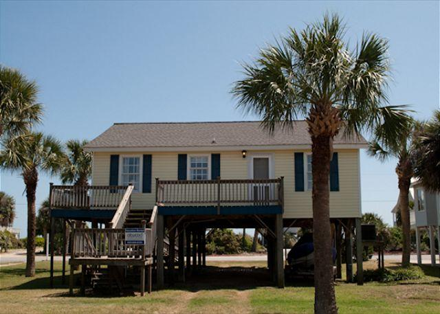 Best of Times - Second Row, Pet Friendly, Ocean Views - Image 1 - Edisto Island - rentals