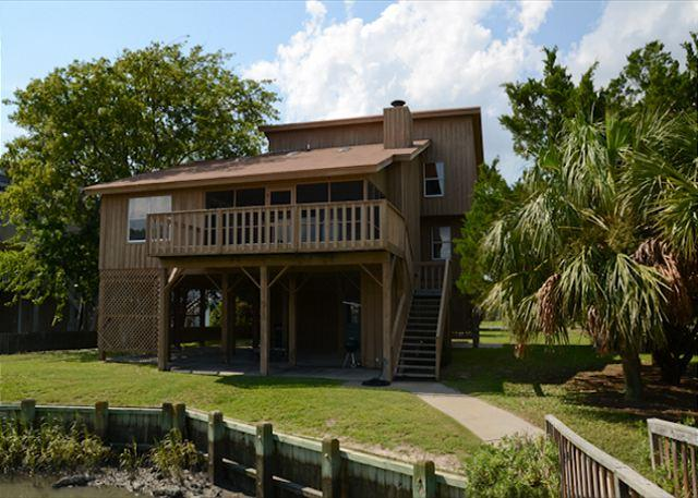 Lost Options - Private Dock, Easy Beach Access - Image 1 - Edisto Island - rentals
