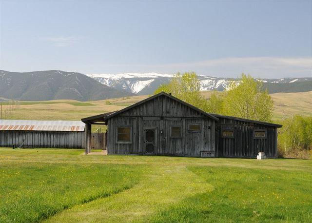 Boulder River Barn - Image 1 - McLeod - rentals