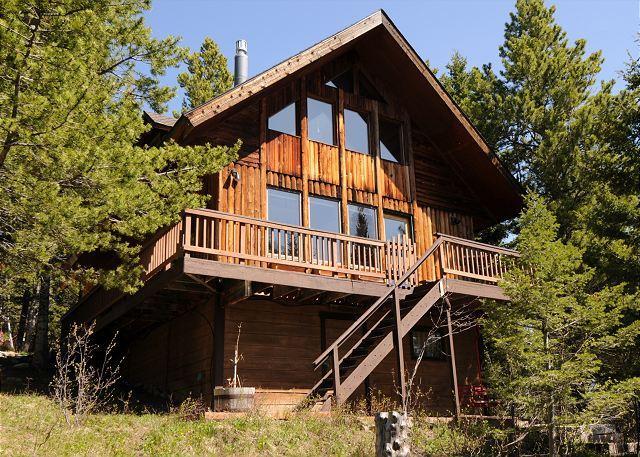 Bridger Mountain Cabin - Image 1 - Bozeman - rentals
